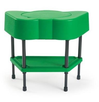 AFB5100PG Sand & Water Sensory Table - Green