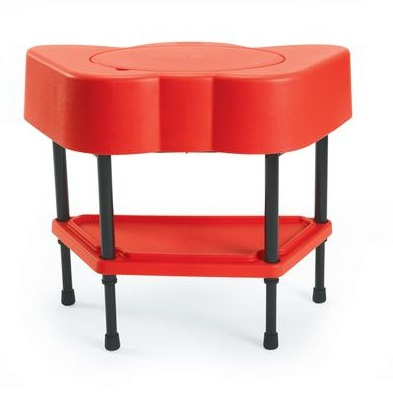 AFB5100PR Sand & Water Sensory Table - Red