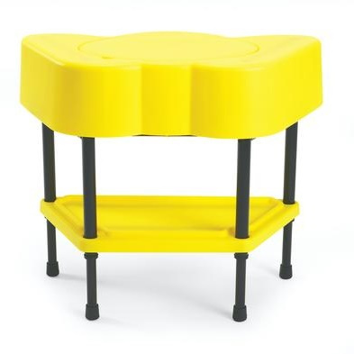 AFB5100PY Sand & Water Sensory Table - Yellow