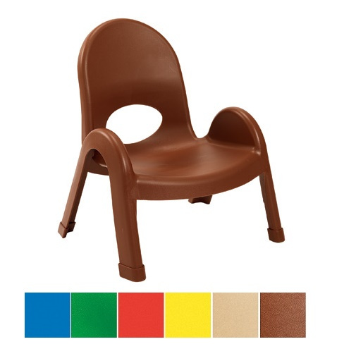 "AB7707 Value Stack Chair 7"" - 4 Pack"