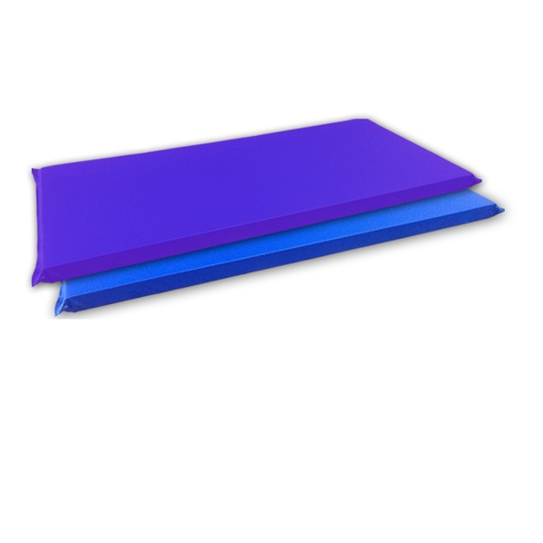 "B1 Rest Mats Blue 1"" (3-Fold, 4-Fold or Flat) 4 Pack"