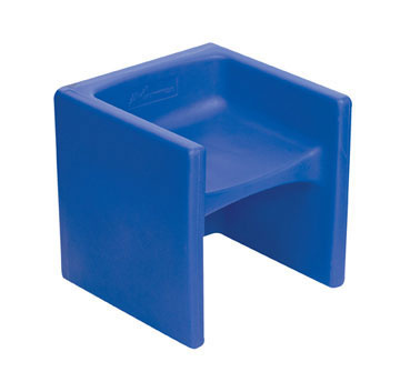 CF910-009 Chair Cube - Blue