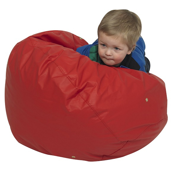 "CF600-084R Foam Bean Bag 26"" - Red"