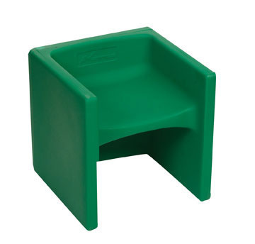 CF910-011 Chair Cube - Green
