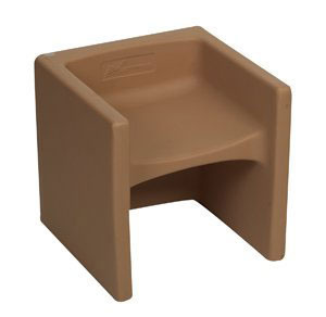 CF910-015 Chair Cube - Almond
