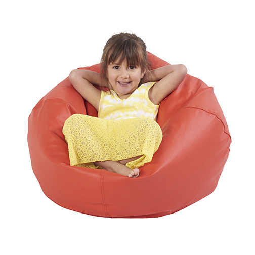 "ELR-12826-RD Bean Bag Junior 26"" - Red"