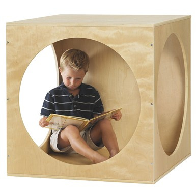 ELR-17500 Birch Playhouse Cube Frame