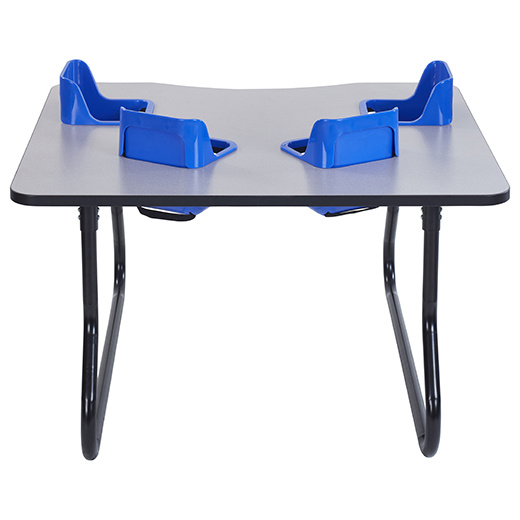 Toddler Feeding Tables 4 6 8 Seat Toddler Table