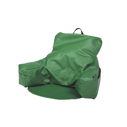 ELR-12801-GN Relax Bean Bag Chair - Green