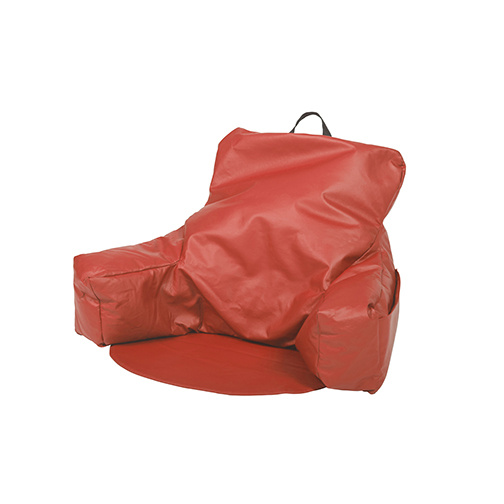 ELR-12801-RD Relax Bean Bag Chair - Red