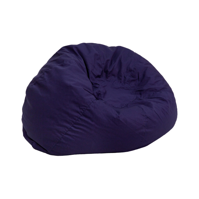 FF Kids Bean Bag Chair Small - Navy