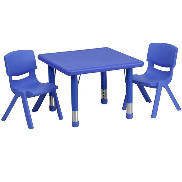 Daycare Tables And Preschool Table Chair Sets At Furniture Direct