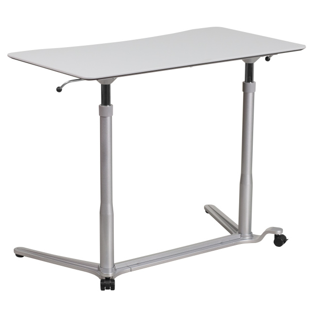 ff stand or sit computer desk
