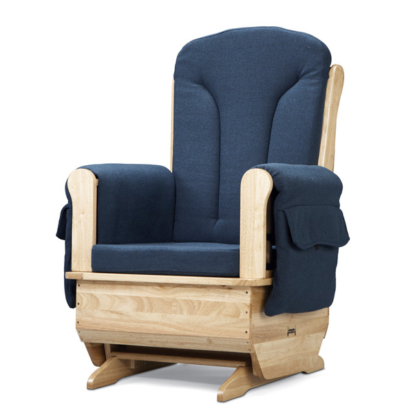 Baby Rocker Glider Nursery Rocking Chairs Commercial