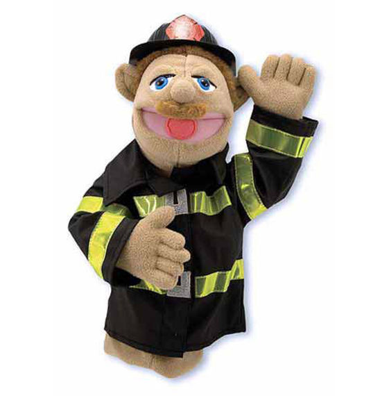 MD-2552 Firefighter Puppet