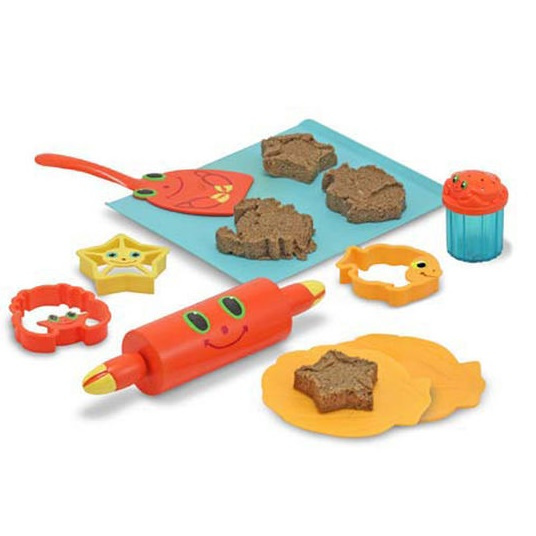 MD-6434 Sand Cookie Baking Set