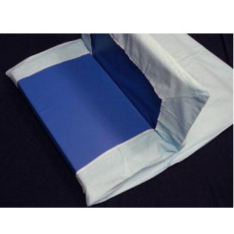 FS-2 Fitted Rest Mat Sheet - Light Blue - 8 Pack