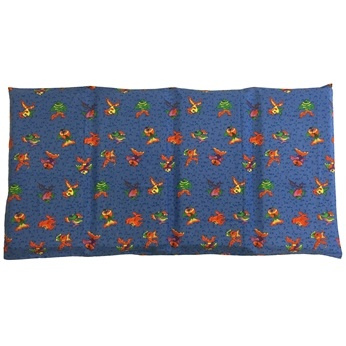 PCS-2 Nap Mat Sheet Fish Print - 22 x 47 - 6 Pack