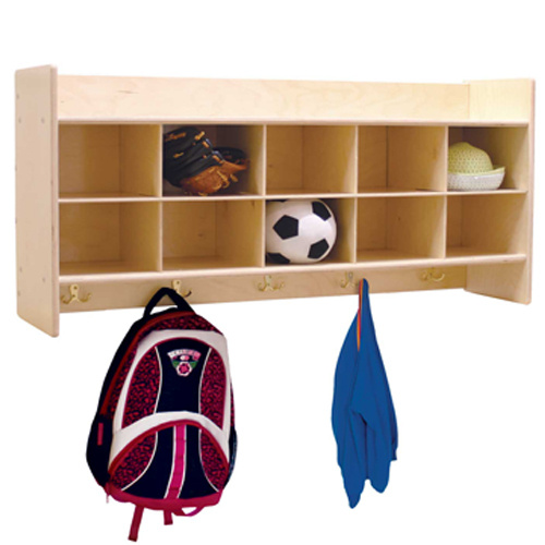 C51409 Wall Hanging Cubby Storage
