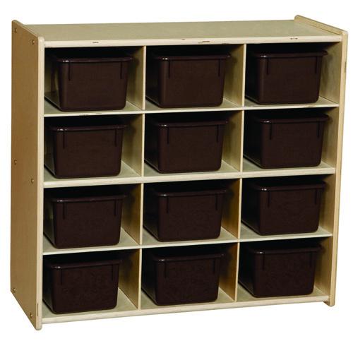 Cubbies Preschool Storage Bin