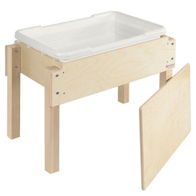 WD11812 Petite Tot Sand & Water Table w/ Lid