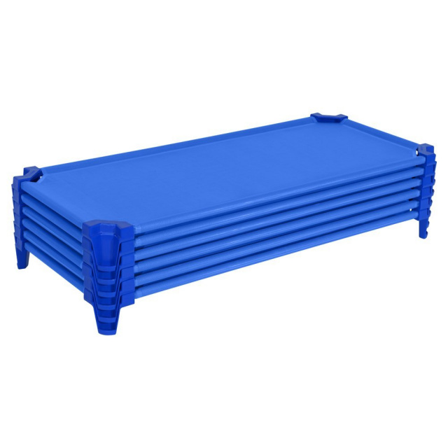 WD87800 Incredible Nap Cot RTA Blue - 6 Pack