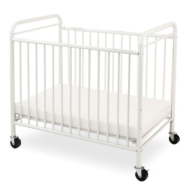 The Condo Metal Mini/Portable Evacuation Window Crib cs-8510w
