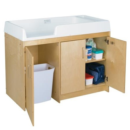 tot mate tm4530 birch changing table