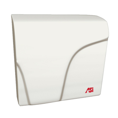 ASI-0165 PROFILE COMPACT HAND DRYER - WHITE