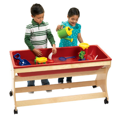 AVL1400B value sand and water table kids