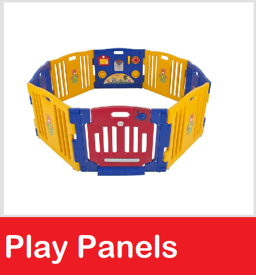 Baby Corrals play panels play pens