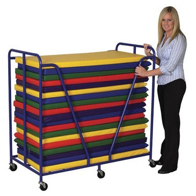 ELR-0668 Rest Mat Trolley