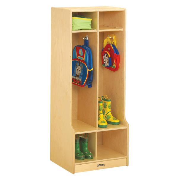 Coat Locker Mobile Backpack Cubbie School Clroom Tot Mate Lockers Ecr4kids Jonti Craft Wood Storage