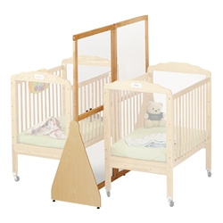 1655JC Jonti-Craft See-Thru Large Crib Divider