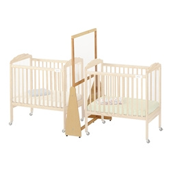 1654JC Jonti-Craft See-Thru Small Crib Divider