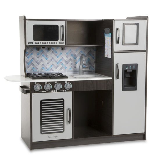 Playsets & Kitchens Chef's Kitchen - Charcoal