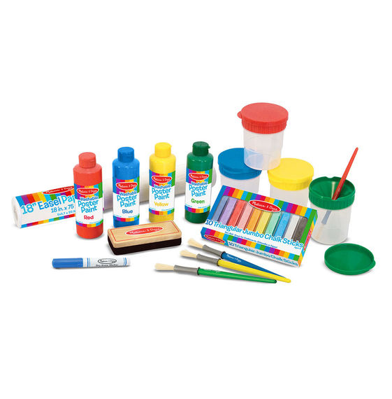 MD-4145 Easel Companion Accessory Set