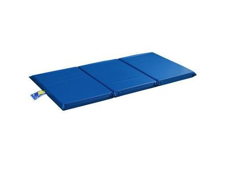 "600B Rest Mat 3-Fold 1"" Thick - 6 Pack"