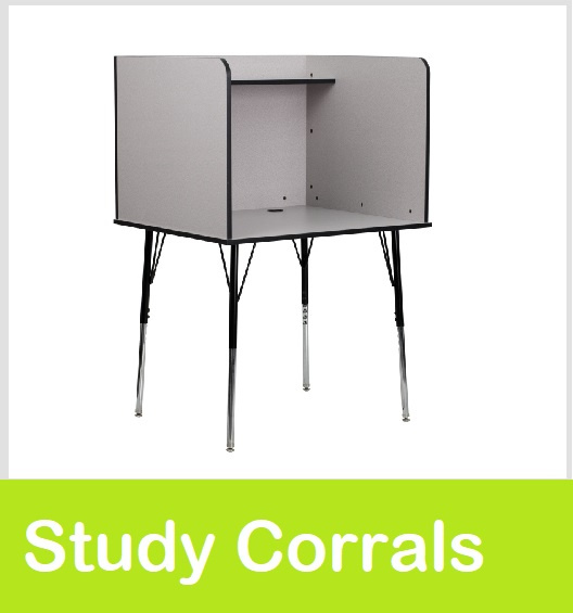 Study corrals datcare furniture direct