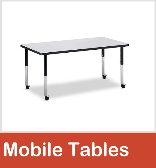 mobile activity table school