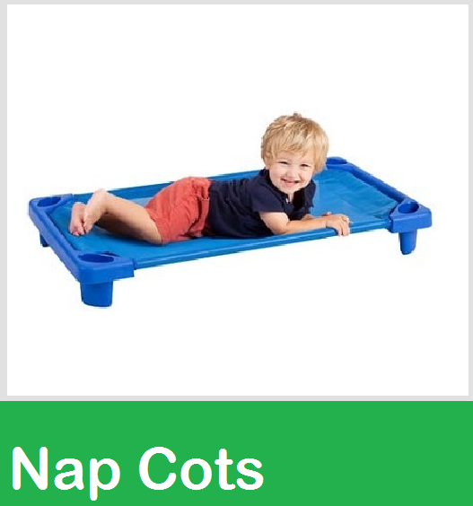 Nap Cots, Sleeping Cots, Daycare Cot, Naptime Stacking, Angeles Rest, Angels cots, Spaceline Nap Cots, Traditional Cots Children Factory, ECR4Kids Kiddie Cots, Sheets, sleeping Blankets, Nap Cot Sheet, Naptime Blanket, Daycare Cot  Accessories