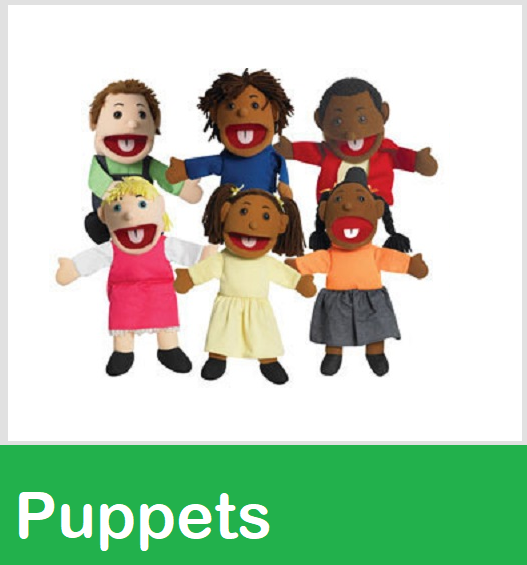puppets hand puppet kids school daycare