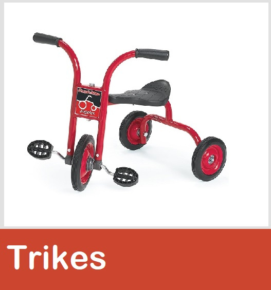 trikes tricycles ride on toys daycare toddler