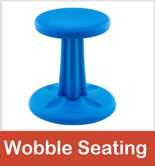 wobble stool seating classroom