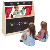 ELR-0693 Puppet Theater - Flannel