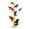 0499JC Jonti-Craft Puppet Tree - 16 Pegs