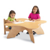 5774JC Blossom Table - Toddler Table