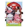 MD-9080 Farm Friends Hand Puppets