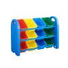 ELR-0216 3-Tier Storage Organizer With Bins