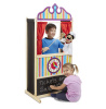 MD-2530 Deluxe Puppet Theater